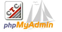Launch MySQL admin